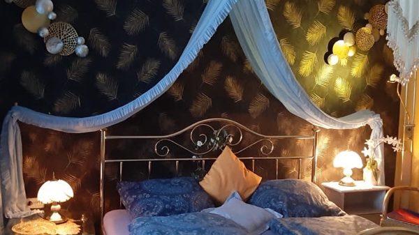 Romantikzimmer für Paare