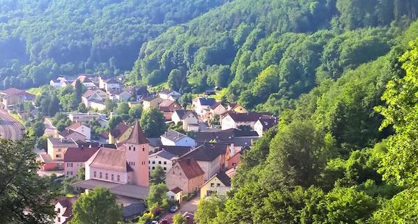 Solnhofen - Dorf