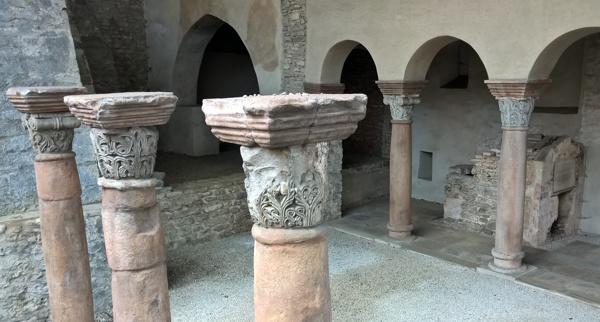 Sola-Basilika - 1000 Jahre Römer